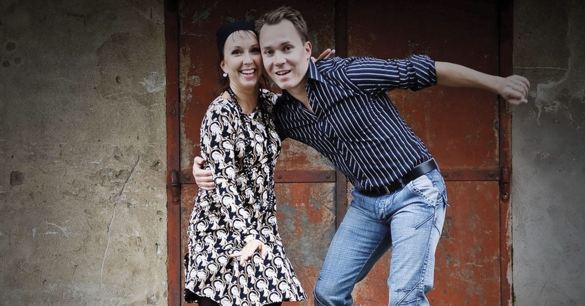 Sannu ja Matti Heikkilä Tanssiseura Sekahaku ry
