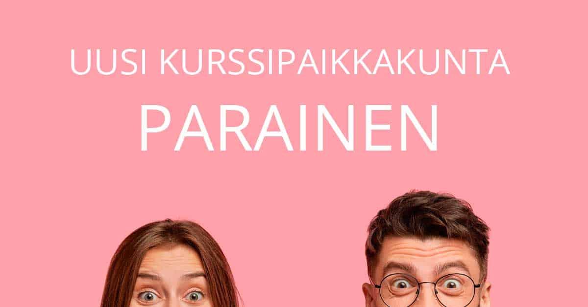 Tanssikurssit Parainen / Tanssiseura Sekahaku ry
