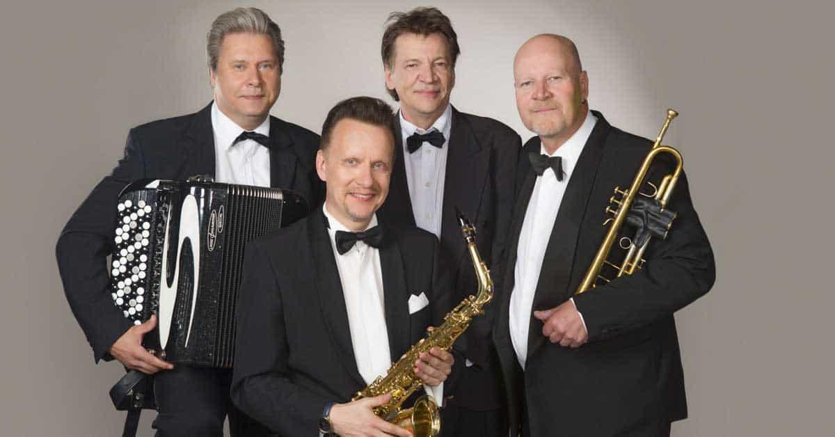 Harri Nuutinen & Tanssin Taika