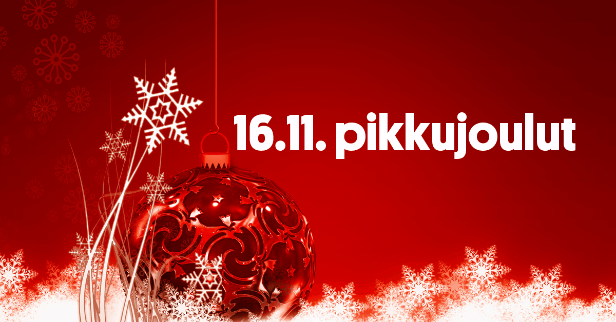 Sekahaun Pikkujoulut 16.11.2019