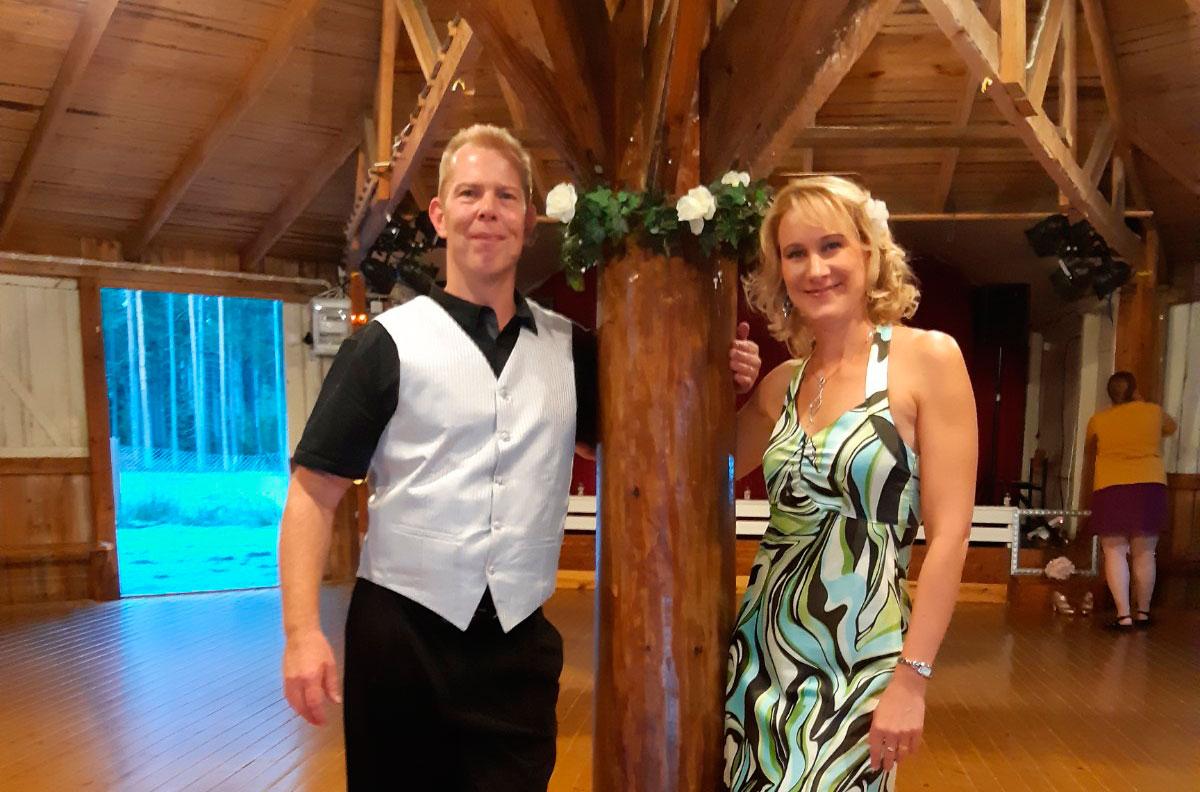 Liisa ja Juhani Vaarala