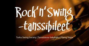 Rock&Swing-tanssibileet